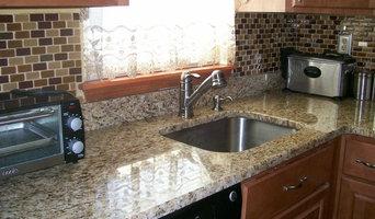 Custom Marble & Granite Countertops