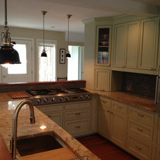 Traditional Kitchen by Touchstone Interiors