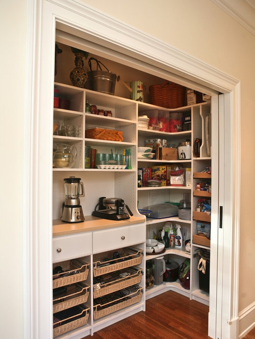 Walk-In Pantry Home Design Ideas, Pictures, Remodel and Decor