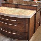 Jefferson St. - Contemporary - Kitchen - Denver - by Melton Design Build