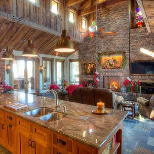 Custom Ranch House
