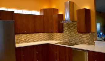 Custom Teak Kitchen