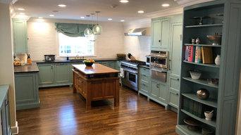 Custom Transitional Kitchen