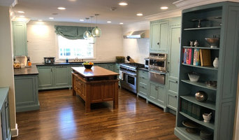 Custom Transitional Kitchen