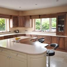 Modern Kitchen by Woodale Designs Ireland