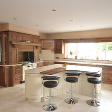 Modern Kitchen by Woodale Designs Ireland