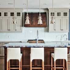 Transitional Kitchen by Madison Taylor