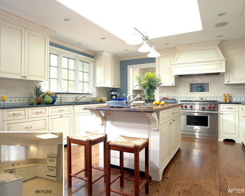 Custom White Kitchen custom white kitchen | houzz