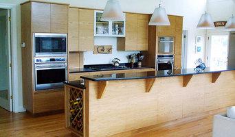 Custom White Oak Kitchen
