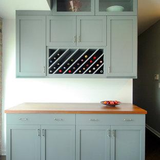 Custom Wine Cellar Built-In