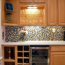 Eclectic Kitchen by Amy Herbert, Aesthetic Answers LLC