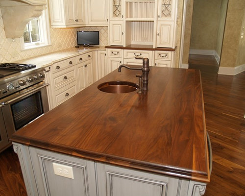 Custom Wood Countertops Island Tops And Butcher Block