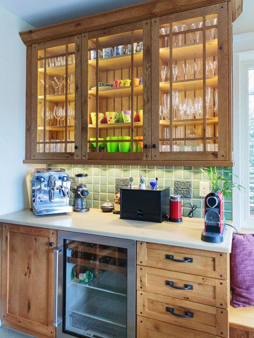 Best Glassware Storage Design Ideas & Remodel Pictures | Houzz