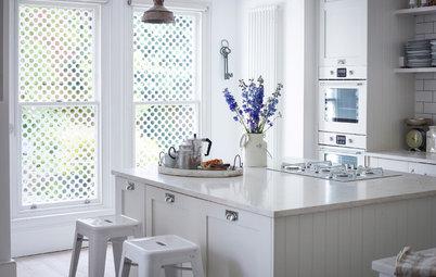 9 Stunning Kitchen Window Treatments