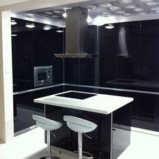 Modern Kitchen cyber kitchen