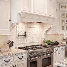 Traditional Kitchen by Jonathon Dahl Woodworks