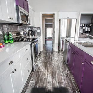 Неиссякаемый источник вдохновения для домашнего уюта: кухня в стиле модернизм