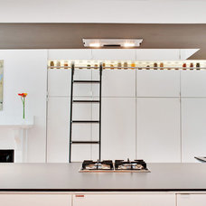Contemporary Kitchen by Bunker Workshop