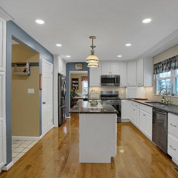 D.R. kitchen