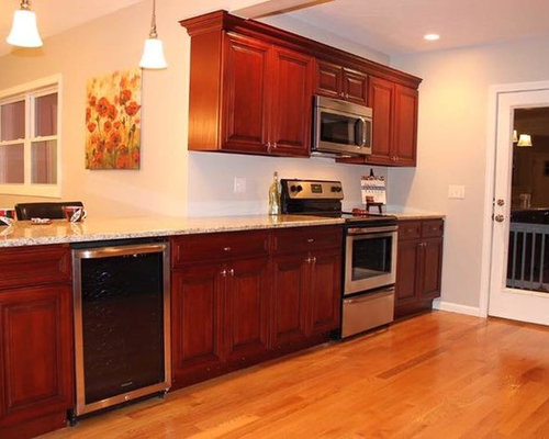 D8 Merlot Kitchen Cabinets In Pensacola Fl