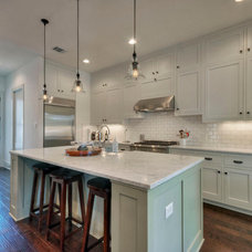 Traditional Kitchen by Steve Zagorski, Architect