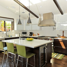 Contemporary Kitchen by Bay Area Design Build, Inc.