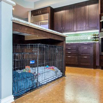 Dallas | Hillcrest Manor | Kitchen & Laundry
