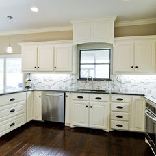 Traditional Kitchen by Greenbrook Homes