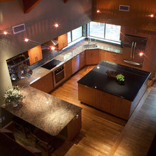 Contemporary Kitchen by Kitchen Design Concepts