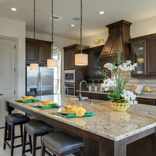 McKinney, TX | Trinity Falls - Classic Stanford Kitchen