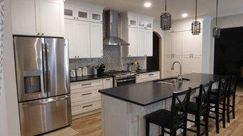 Dallas Transitional Kitchen Remodel