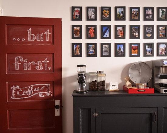 Master Bedroom Kitchenette master bedroom coffee bar | houzz