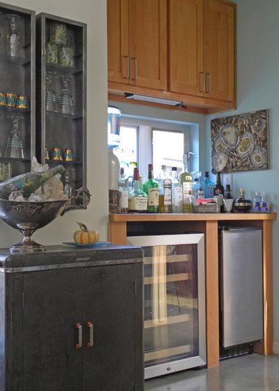 Industrial Kitchen by Sarah Greenman