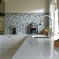 Midcentury Kitchen by Sarah Greenman