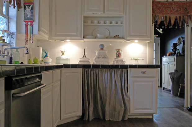 Eclectic Kitchen by Sarah Greenman