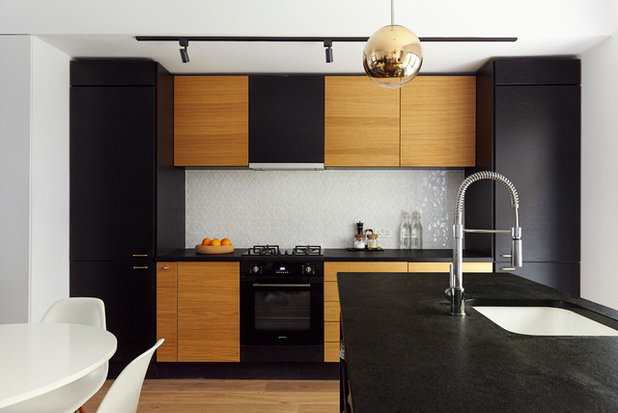 Contemporary Kitchen by House of Sylphina