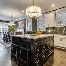 Contemporary Kitchen by Dan Rak Design