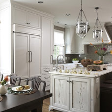 Rustic Kitchen by Dana Wolter