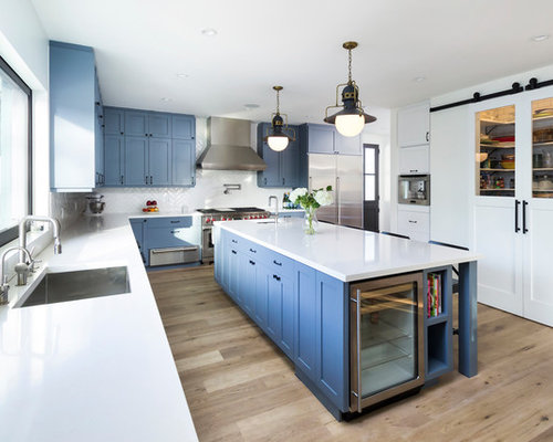 All Time Favorite Kitchen With Blue Cabinets Ideas