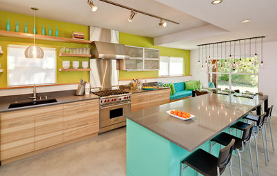 The 20 Most Popular Kitchens of the Week in 2012