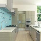 Casa M - Modern - Kitchen - Denver - by BARRETT STUDIO architects