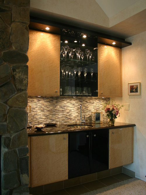 Wet Bar Backsplash Houzz
