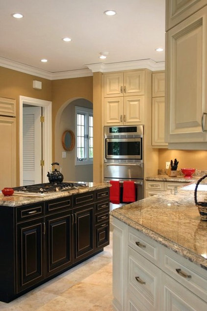 Traditional Kitchen by Danenberg Design