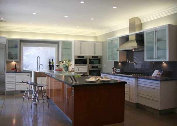 Contemporary Kitchen by Danenberg Design