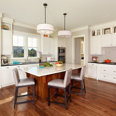 Beach Style Kitchen by Structures Building Company