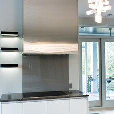 Contemporary Kitchen by JacksonBuilt Custom Homes