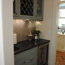 Traditional Kitchen by House Dressing Interiors, LLC