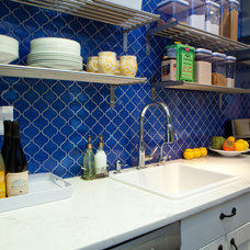 Eclectic Kitchen by Residents Understood
