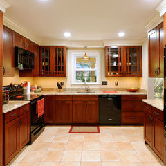 traditional kitchen by Daniels Design & Remodeling