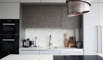 Danish design - Contemporary kitchen dream